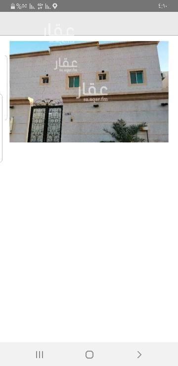 1744587 للبيع فيلا وخلفها ثلاث شقق مساحه ٥٠٠م بحي الثنيانيه خلف حي الجسر بناء شخصي للمعاينه امل التواصل على الجوال وتحديد موعد