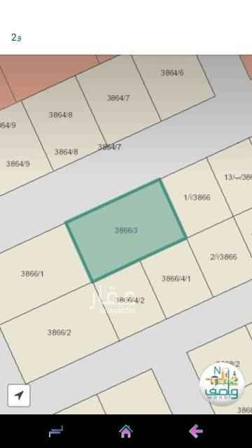 1667860 قطعة مميزة جدا  بحي النرجس الكيلو الرابع الغربي   رقم ٣٨٦٦/٣   مساحة ١٠٠٠ م   شمالي ٢٠   اطوال ٤٠ *٢٥   على السوم            للتواصل 0500198107  الموقع غير دقيق