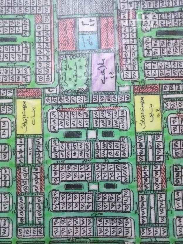 1728177 ارض للبيع في ضاحيه الملك فهد الحي السادس الحادي عشر رقم العداد أرض ٩٢٠  مساحه٥٠٧متر شارع٢٤شرق شارع١٨جنوب تواصل واتساب 0539509161 اتصال 0580281923