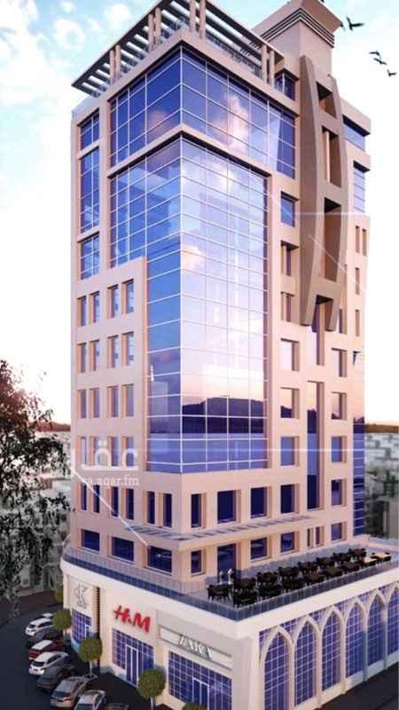1693414 مركز تجاري اداري على طريق الملك مساحة المحلات تبداء من ٢٦٥ متر مربع