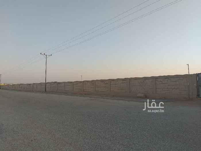 1739473 الارض للاستثمار  ارض على ٣ شوارع المساحه تقريبا ٢٦٥٠٠ متر  على السوم