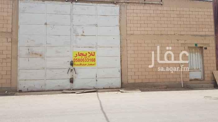 1456043 مستودع في حي الفيصلية في مكان مميز جدا قريب من طريق النهضة وطريق المدينة المنورة -مخرج 17- وشارع المفارش -أسد السنة- والدائري الشرقي.  بسعر منافس جدا جدا جدا.