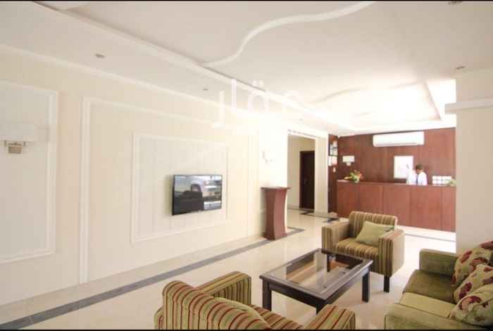 1416943 عمارة شقق مفروشة  او كعمارة سكنية لايجار شقق عقد واحد  مكونة من ١ و ٢ و ٣ غرف  للايجار الكامل.