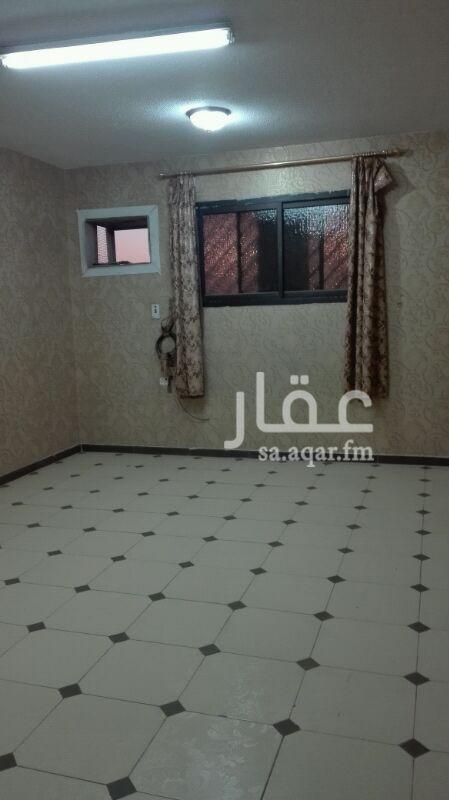 1398086 شقة للإيجار حي النزهة عوائل 3غرفة وصالة و2دورة مياه ومطبخ راكب مطبخ تشطيب فاخر