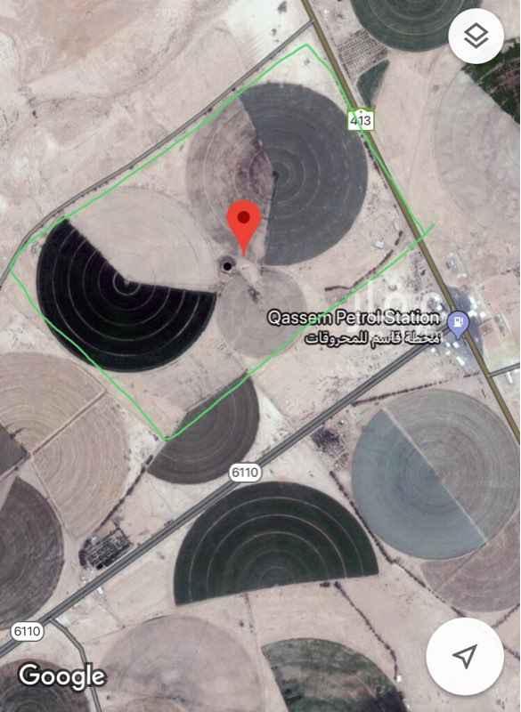 1449840 مزرعة مملوكة بصك شرعي في العمار المساحة اكثر من ٩٠٠٠٠٠ تسع مئة الف متر مربع على الطريق العام (الرياض-القصيم القديم) طريق المذنب-ساجر العام سايدين بجانب مفرق العمار موقع مميز وقريبة من العمران   مناسبة للزراعة الاستثمار التجاري مخطط سكني  اي مشاريع آخرى  تبعد عن محافظة المذنب حوالي ٣٠ كيلو  حدودها شمال ١٢٠٠ متر على شارع  جنوب ١٢٠٠ متر محلات تجارية ومزرعة شرق ٦٧٠ على الطريق العام غرب ٨٦٠ متر مزرعة  ثلاث رشاشات وبئرين واحد سطحي يوجد مكينة ماء وحراثة وحصادة ولبانة ومستودع كبير