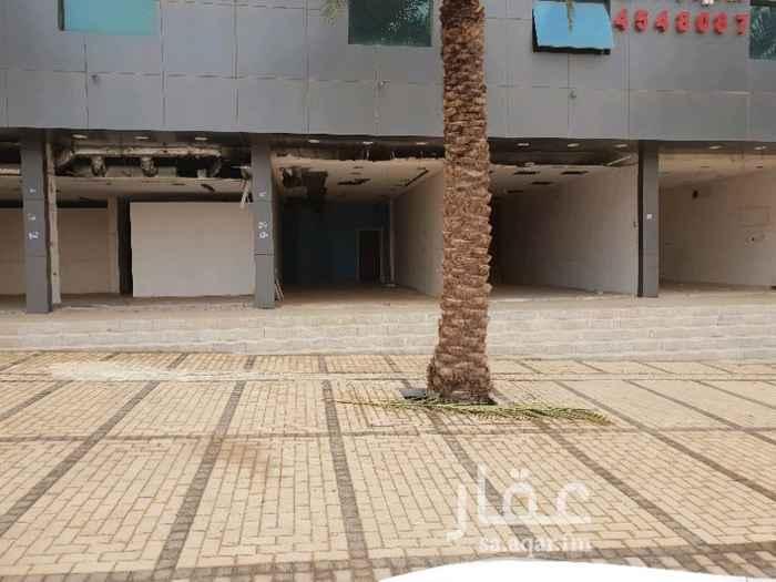 1221466 معارض بحي الواحه على طريق الملك عبدالله بناء جديد عدد ٦ معارض قيمة اللايجار للمعرض الواحد ٨٠ الف