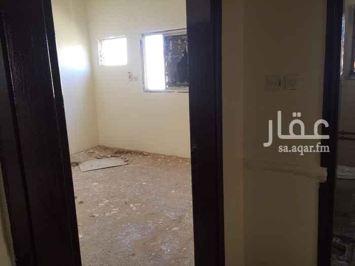 1401583 شقة مكونة من   غرفتين نوم مقاس 4*4 وصالة مقاس 6*4 ومطبخ  ودورة مياه  ومستودع صغير   عداد الكهرباء مشترك