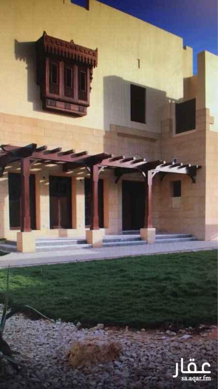 فيلا للإيجار فى شارع عبدالله السهمي, السفارات, الرياض صورة 6