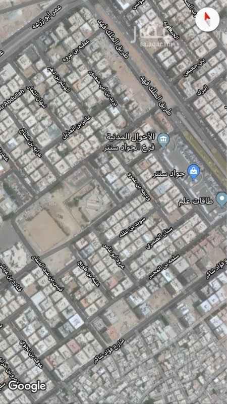 1190435 ارض في النزهة منطقة عماير ٦ ادوار قريبة من جود سنتر امام مسجد  ٨٧٥م شارع١٦  مطلوب ٢ مليون