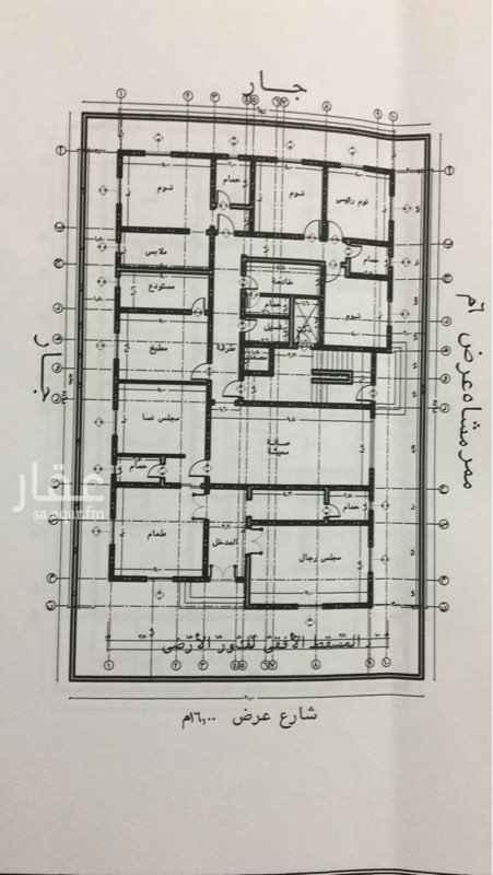 1084935 عماره عظم غير مكتمله  مخطط الرياض جزء هاء رقم القطعه ١٥٥٠