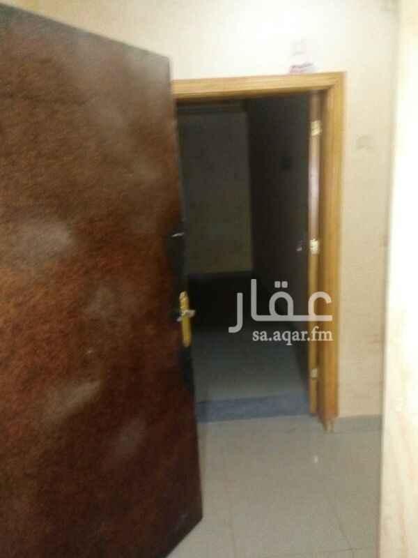 1450088 شقة غرفة وحمام ومطبخ مكيفات ومطبخ راكب تصلح لشخص واحد محترم يحب الهدوء