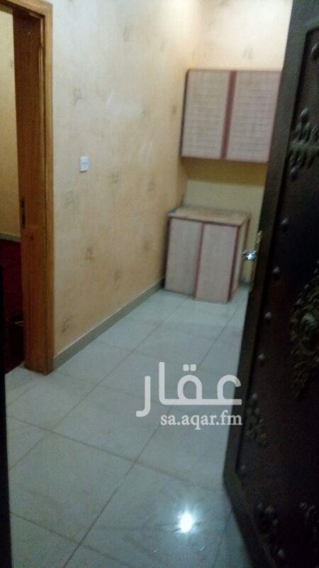 1478556 شقة غرفة وحمام ومطبخ دور ارضي للايجار باليرموك تصلح لشخص محترم يحب الهدوء