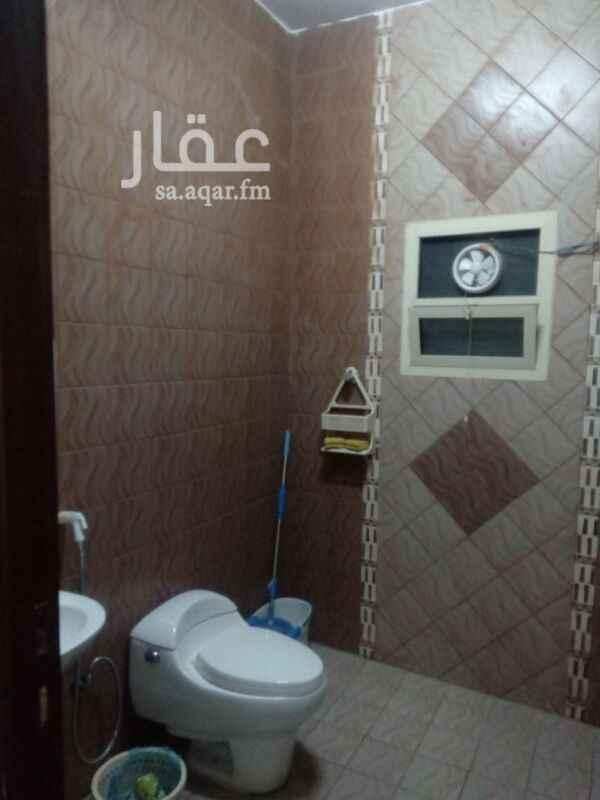 1530086 شقة غرفة وصالة وحمام ومطبخ يوجد مكيفات راكب تصلح لشخصين محترمين فقط