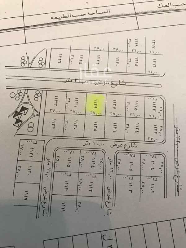 1463431 ارض بمخطط جوهرة العروس  . (٢ل) . قطعة رقـم ١١٢٩ على شارع غربي ٣٢ متر  . من المالك مباشرة بصك شرعي  . التواصل للجادين فقط واتس اب: ٠٥٩٠٩٠١١٥٦