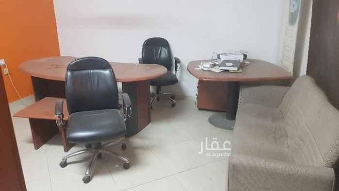 1559348 التواصل عن طريق الوتساب او هاتفيا فقط . 0590916075 احمد  مكتب مؤثث للايجار مكون من غرفتين مكيفه  ومطبخ وممر .  يوجد مصعد