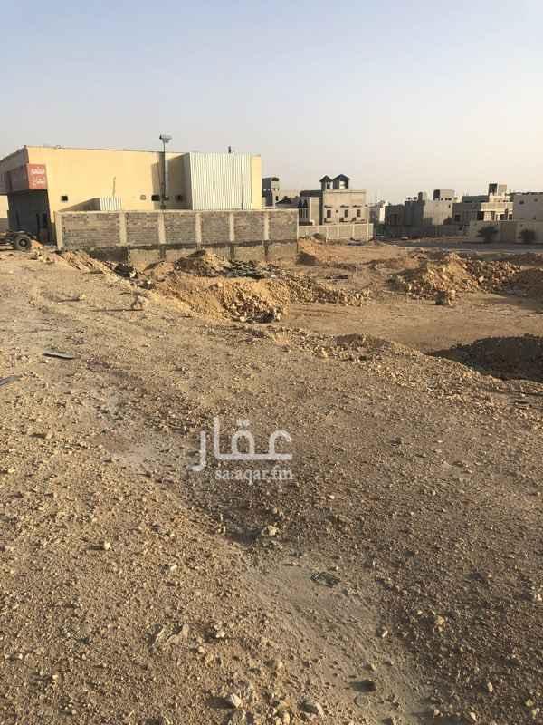 1689298 ارض تجاريه على عثمان بن عفان شمال سلمان حي النرجس