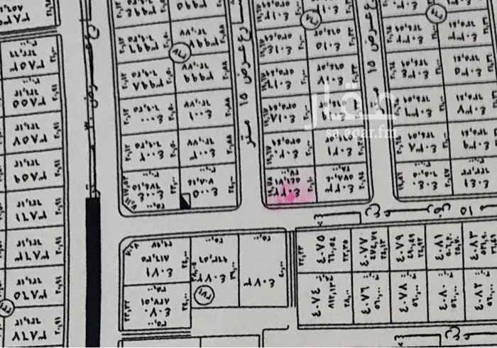 1437612 ارض سكنيه مساحه 541 في الغروب الذهبي طبيعة الارض طيبه جداً شارعين شرقي وشمالي شوارع 15 م
