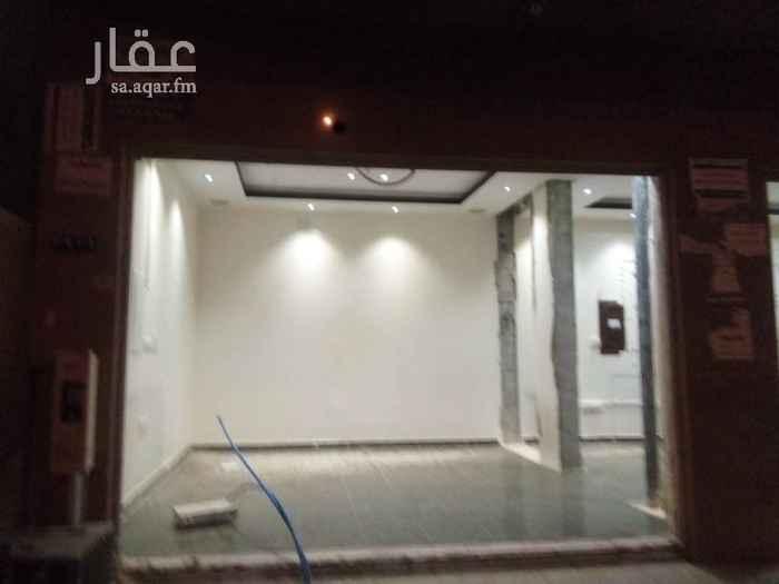 1554340 محل للايجار في حي الملك فيصل شارع الامير سعود الكبير ويوجد اكثر من محل