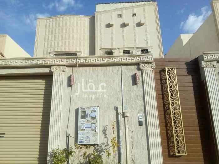 1639493 دور اول مدخلين في حي اشبليا ثلاث غرف نوم ومجلس ومقلط وصاله وثلاث دورات مياه