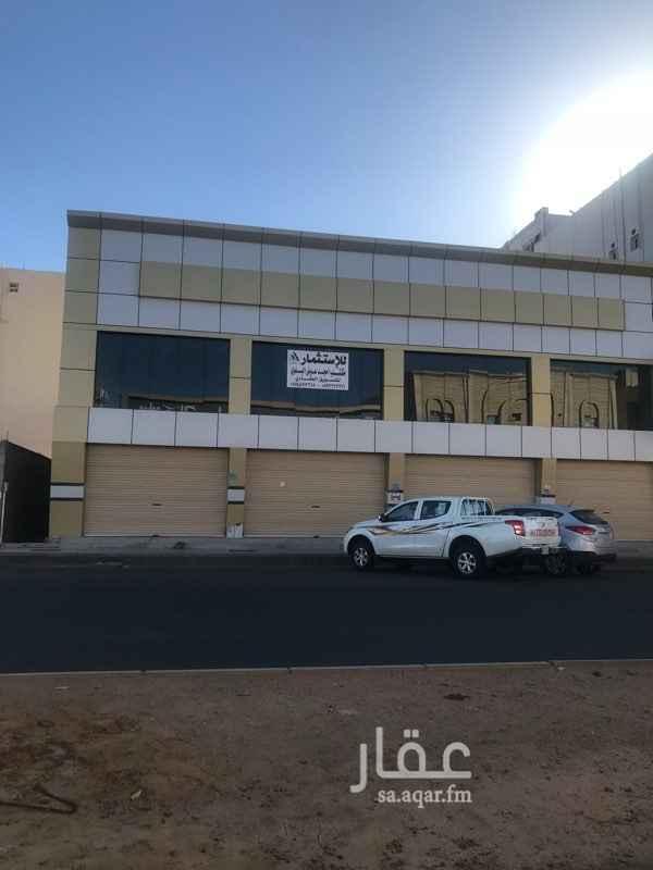 """1540121 معرض """" تجاري """"  للاستثمار المروج شارع البازعي  شارع30  مساحه- 600  ميزان -273  واصل الخدمات سنوي -180 الف  0592217211"""