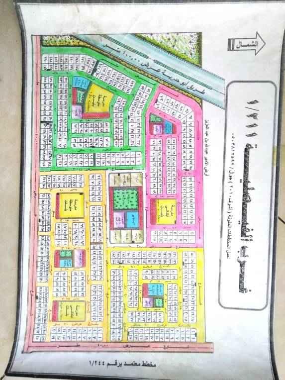 1384982 دور ارضي للايجار      - الموقع : حي طيبة - مخطط 211     - عدد الغرف : 5     - دورات المياه : 3    - حوش و كراج  الايجار السنوي : 36000 ريال