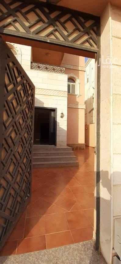 1560708 فيلا بموقع متميز في حي البساتين مقابلها مسجد للايجار مطلوب ٦٠ الف سنوي قابل للتفاوض