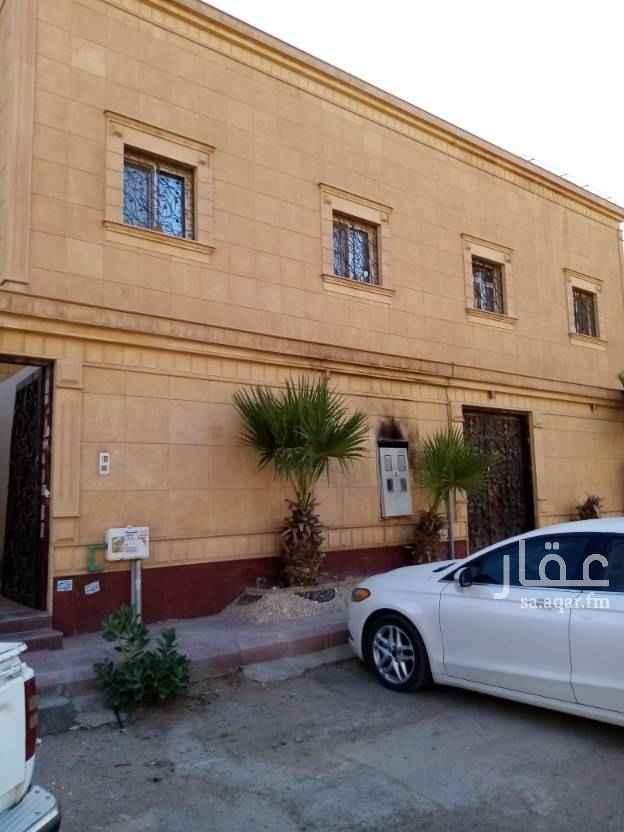 1758238 شقة للايجار بحي المونسيه قريبه من جميع الخدمات دور أول مدخلين ٣ غرف وصالة ومطبخ ودورتين مياه عداد كهرباء مشترك