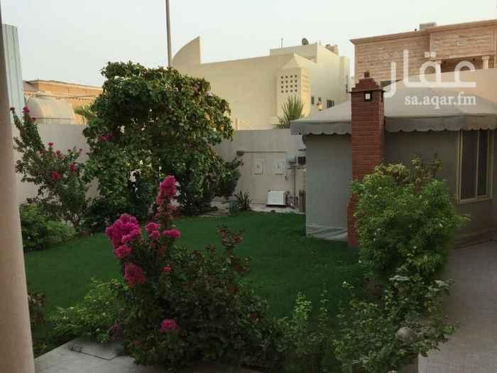 فيلا للبيع فى شارع مبارك بن سعيد ، حي الشاطئ الغربي ، الدمام صورة 2