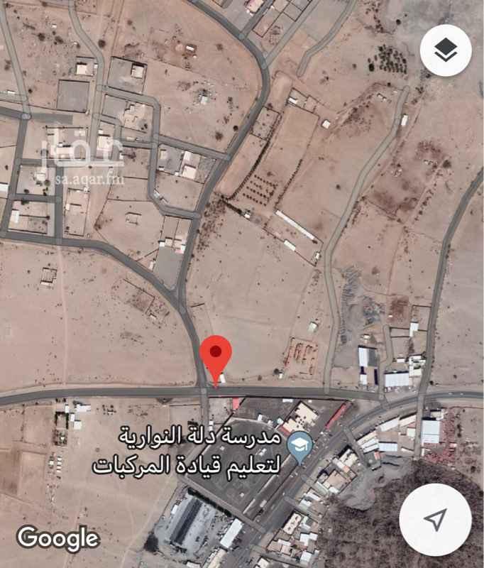 1382639 ارض بصك خلف مدرسة تعليم القيادة للسيارات للاستثمار تبعد عن طريق المدينة ٧ كليو