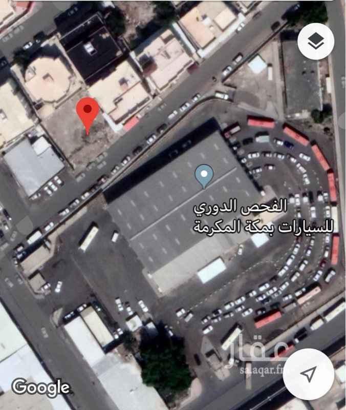 1410254 ارض بصك شرعي امام الفحص الدوري المساحة 660 متر المطلوب ٨٥٠ الف