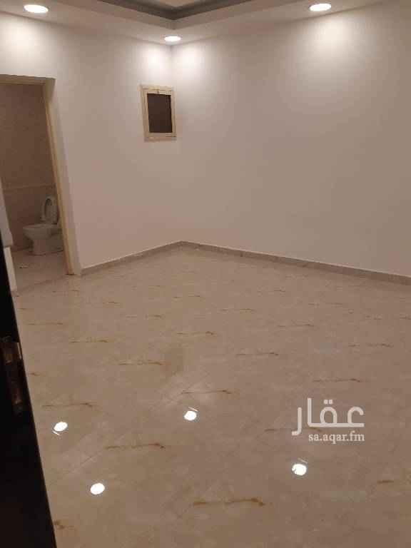 1803880 شقة ملحق غرفتين ماستر وصالة ومطبخ وثلاث دورات مياه وغرفة غسيل  تشطيب مميز وقريبة من الخدمات
