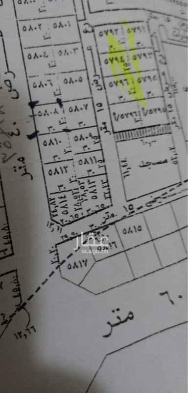 1671592 ارض تجارية  • الموقع صحيح  • مباشر من المالك  • علي السوم  • رقم القطعة ٥٨١٤