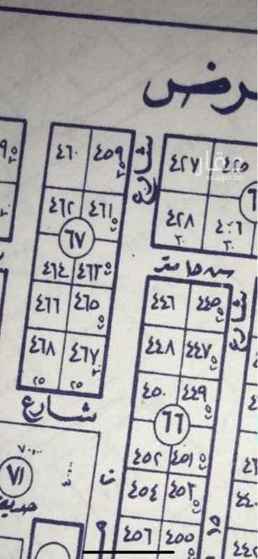 1666260 بلك تجاري سكني مساحة ٧٠٠٠ متر    الاطوال ٥٠ في ١٤٠    ( لا إله الا الله )