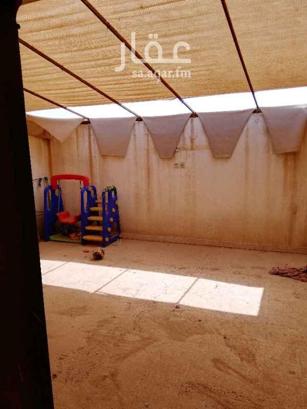 1538814 شقة غرفة وصالة مع سطح خاص بمظلة راكب مطبخ  في حي العقيق ب ١٢ الف دفعتين. (يوجد سطح بمظلة) يوجد غاز مركزي