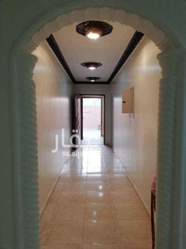 1319244 ثلاث غرف +صالة+٢حمام دور ثاني في فيلا عداد مستقل للاتصال. 0559272779  ابو محمد