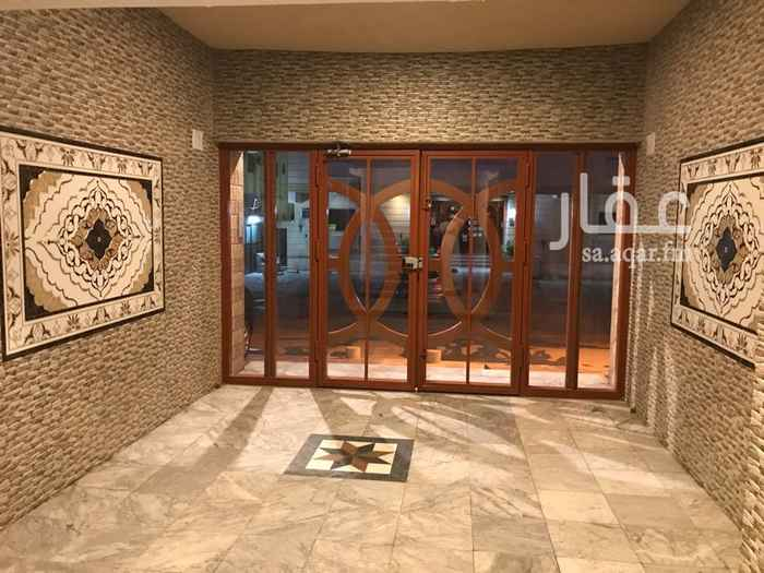 1555367 شقة للايجار بحي النعيم ٣ غرف وصالة. الشقه مجدده للايجار