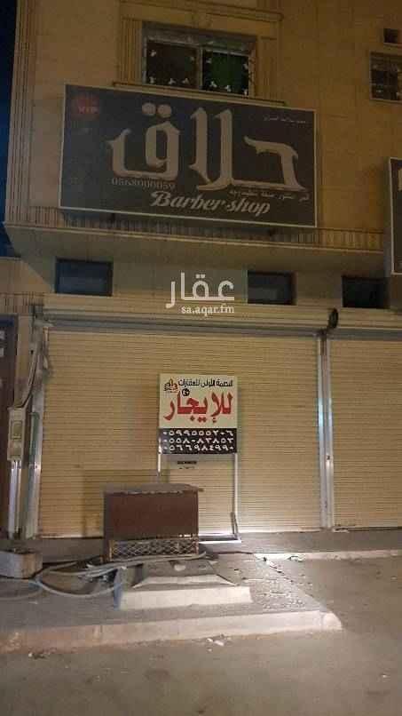 1785911 محل  لايجارر بحي  الندوة   شارع   الجزيرة الخضراء محل  كان  نشاطه حلاق مساحة  ٤٠  مترر