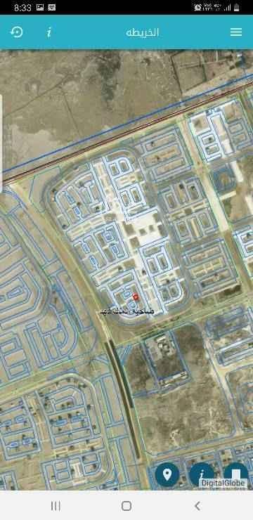1697822 للبيع ارض بالضاحية الخامس التاسع مساحة ٥٠٠ متر تفتح غرب  امام حديقة  مطلوب ٥٦٢ الف شامل الضريبة   للتواصل ٠٥٩٩٧٢٨٧١٦