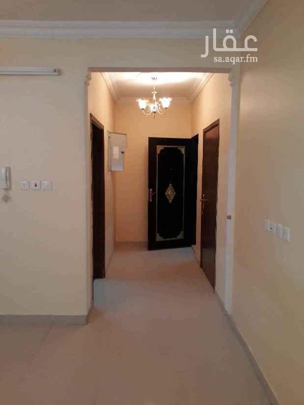 1618447 شقة ٣غرف وصاله وحمامين ومطبخ عدادكهرباء مستقل الدور الثاني بدون سطح