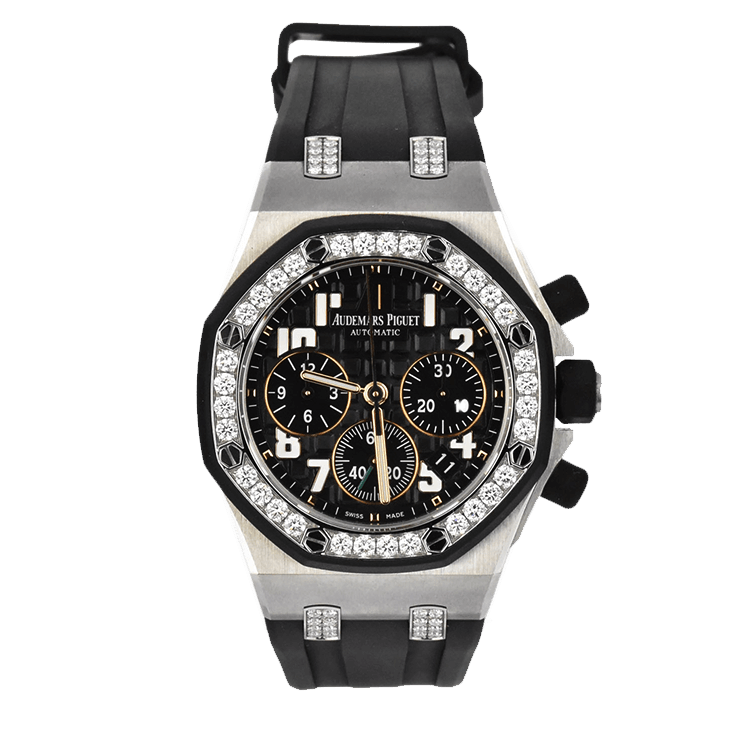 Audemars Piguet Royal Oak Offshore Lady Cat Ref. 26211SK.ZZ.D002CA.01
