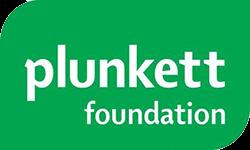 Plunkett Foundation Logo