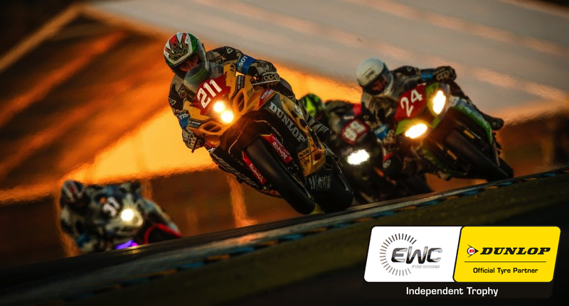 EWC Dunlop Independent Trophy: Season 3