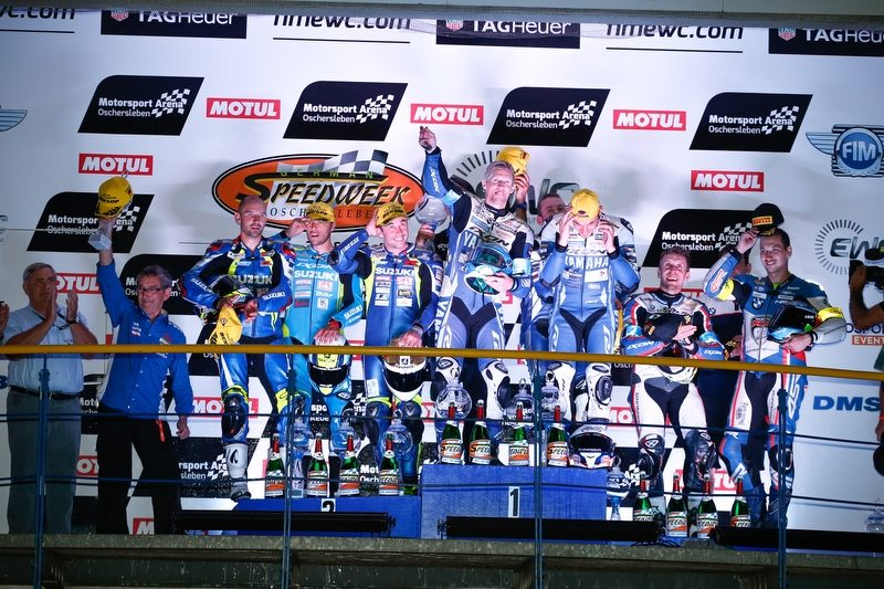 GMT94 wins race by 21 seconds; SERT wins title by 1 point