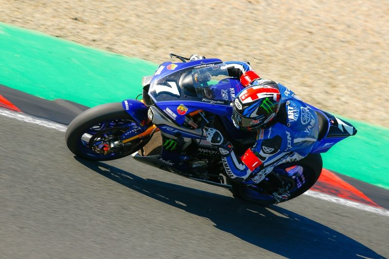 Triumph and upheaval for the Yamaha teams