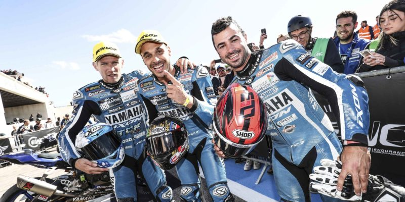 GMT94 Yamaha wins epic victory at the Bol d'Or