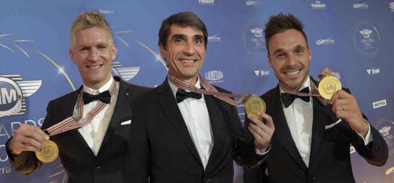GMT94 Yamaha picks up medals at the FIM Awards