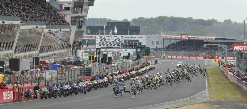 24 Heures Motos green-lighted