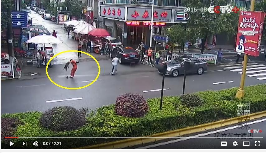 VIDEO: Perrito enloquece y ataca a más de 20 personas.
