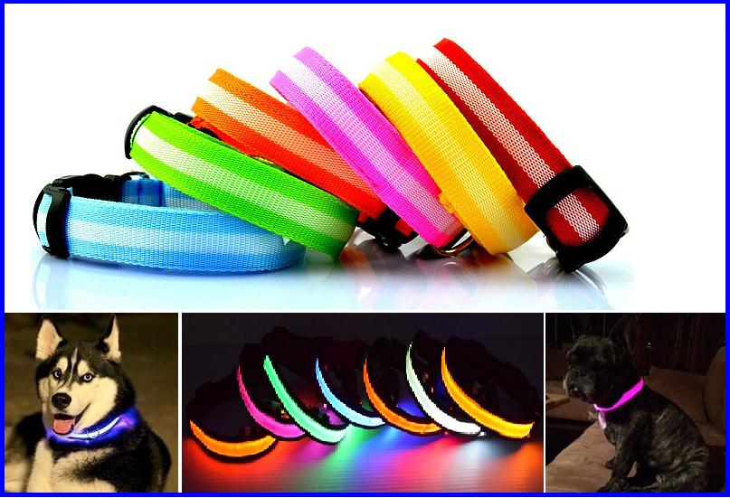 "Collares Luminosos ""LED"""