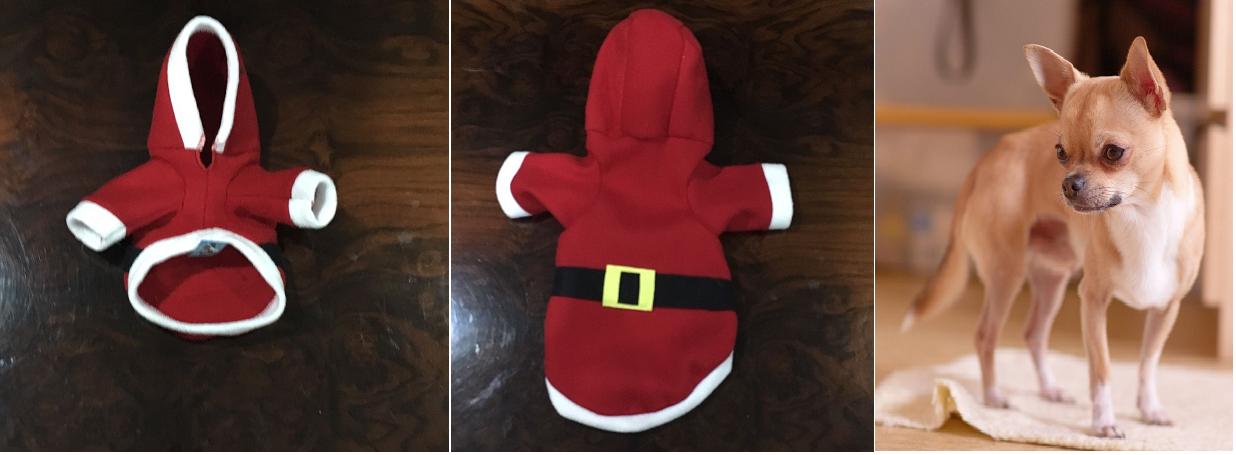 Disfraz de Santa, Navideño